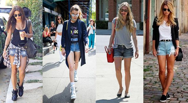 今年夏天不用減肥啦!腿粗粗女生短褲搭配「這個東西」顯高又顯瘦!