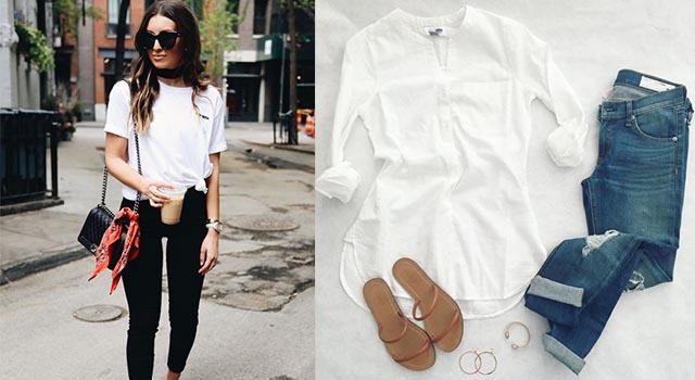 白色T恤發黃只能回收?5個秘訣讓白色衣物永遠潔白如新!