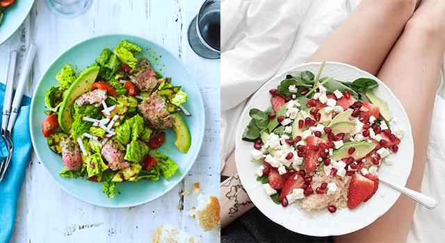 擁有火辣身材不用靠運動!「Power Salad」三道低卡食譜讓你吃出逆天美腿與小蠻腰