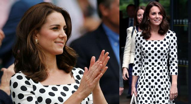一口氣剪去10公分長髮!凱特王妃清爽「鎖骨鬈」配新衣竟又撞衫韓國女神?