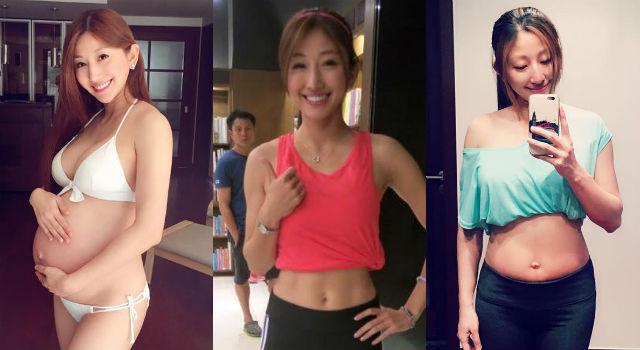 產後45天練回馬甲線!37歲健身女神Annie:一天5動作跟鬆弛腹部說掰掰!