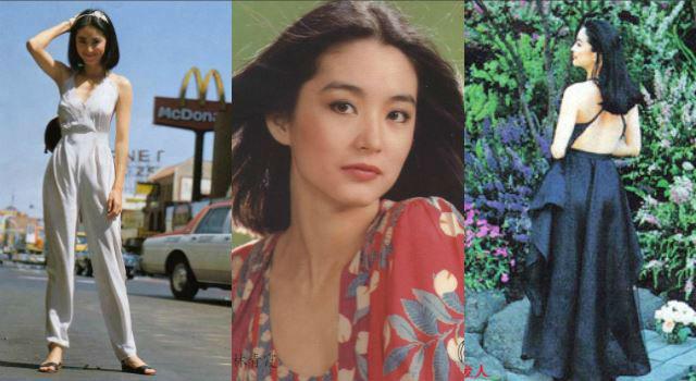 林青霞40年前「復古街拍」太有型!絕美穿搭現在上街一樣超時髦
