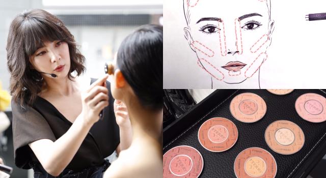 怎樣讓妝看起來更「高級」?彩妝師游絲棋:臉上有「它」才有質感!