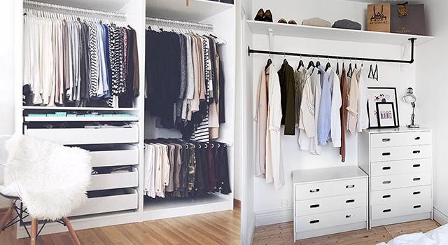 衣櫃空間永遠不夠大?日本收納專家:3法則跟著做就不怕衣櫥被塞爆