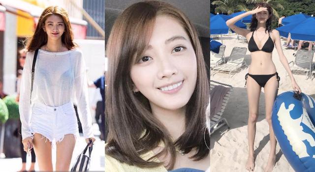 台灣首位天使超模可能是她?23歲吳宜樺清新性感擠身試鏡行列