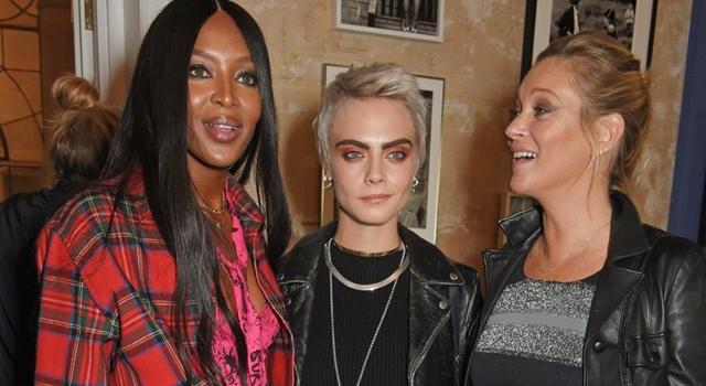 什麼場子讓超模、大牌藝人齊聚?Burberry超強品牌DNA襲捲倫敦時裝週