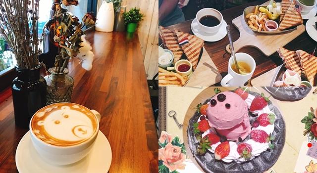 不是只有七星潭!花蓮 5 間在地人激推「文青咖啡屋」,特色建築、漂亮甜點打卡超好拍!