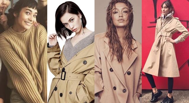 駝色是秋冬的「本命色」!日韓VS.歐美時尚達人IG上穿的就是這幾款!