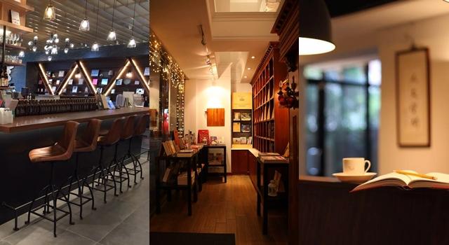 是書店還是咖啡廳?文青必逛3家複合式咖啡店,下雨天不怕無處可去!