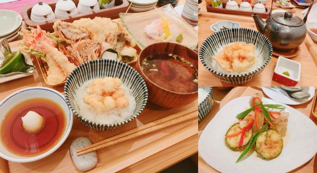 吃貨必訪!日本排隊名店在台首創天婦羅專門店「吉天婦羅」開幕啦!
