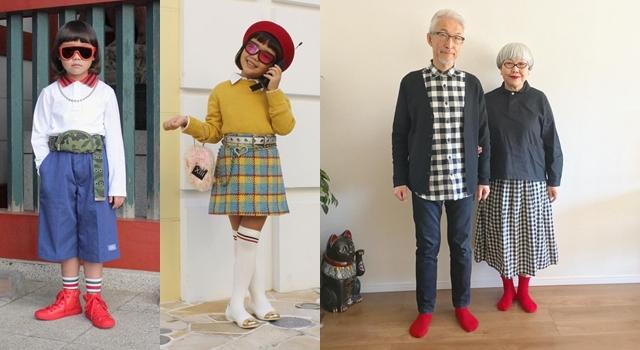 百萬網友狂推!最「小」、最「老」超人氣時尚部落客,日本人愛打扮無極限!
