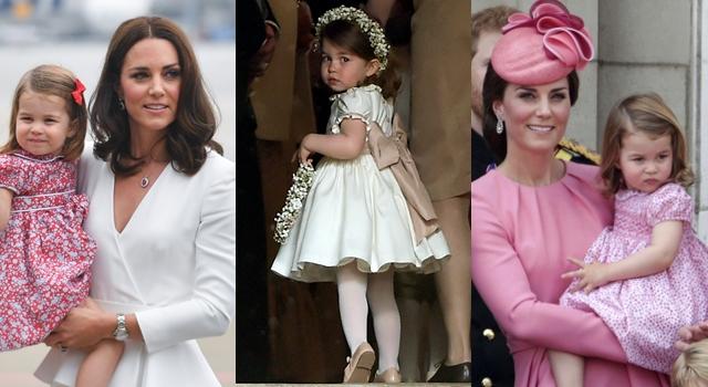 凱特王妃曬娃透露:夏綠蒂小公主最愛的顏色是⋯