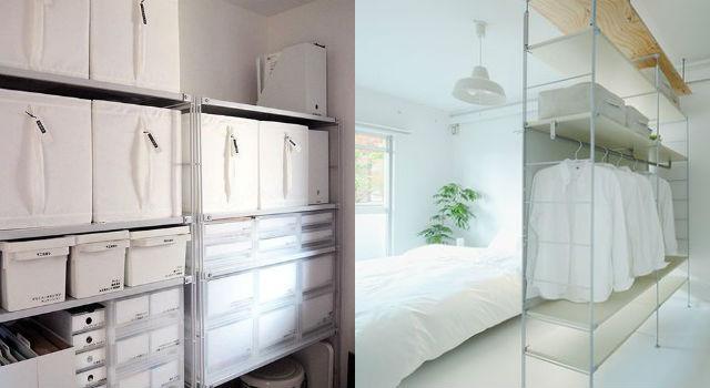 再懶房間也能一直很整齊!專家超強「收納心法」只要1個動作就能收好東西!