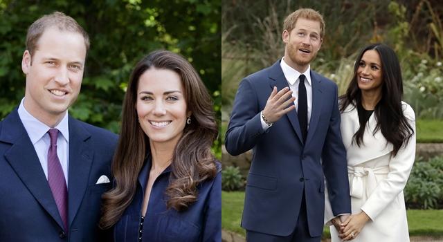 凱特王妃、新王妃馬克爾「隔空撞衫」無數次?英國皇室時尚比美太精采!