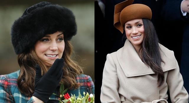 凱特、準王妃梅根首度同台!皇室家族合照曝光「時尚交鋒」較勁意味濃?