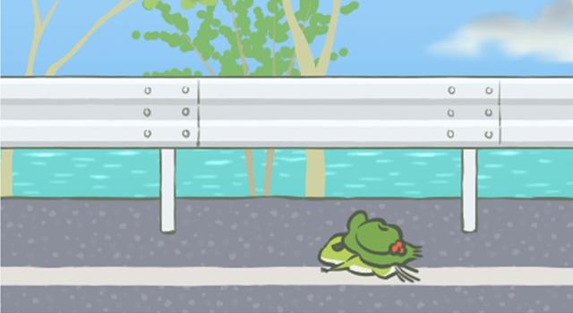 養蛙人注意!《旅行青蛙》明信片裡暗藏的「蛙蛙內心話」你收到了嗎?