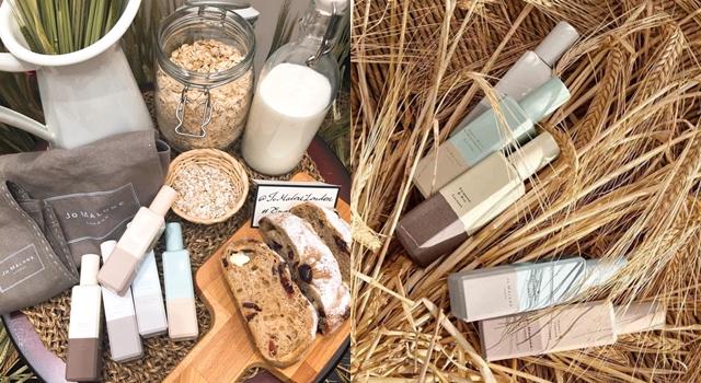 是麵包、杏仁牛奶、蜂蜜的味道!英國人調出這些香味聞了真幸福!
