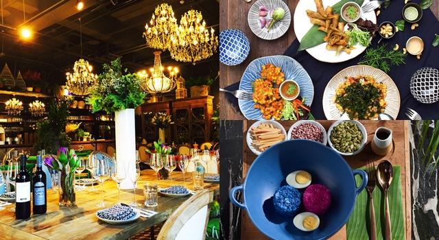 網美拍到手軟!台中最浮誇的2家熱帶雨林風泰式餐廳推薦!