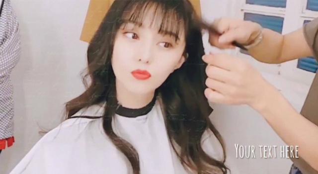 范冰冰新髮型「空氣感劉海」剪壞了?髮型師:一不小心臉就變大...