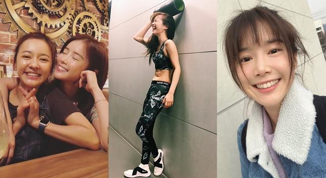 高中生臉蛋卻有四塊腹肌!35歲李佳穎靠健身、飲食「一個月體脂狂掉6%」!
