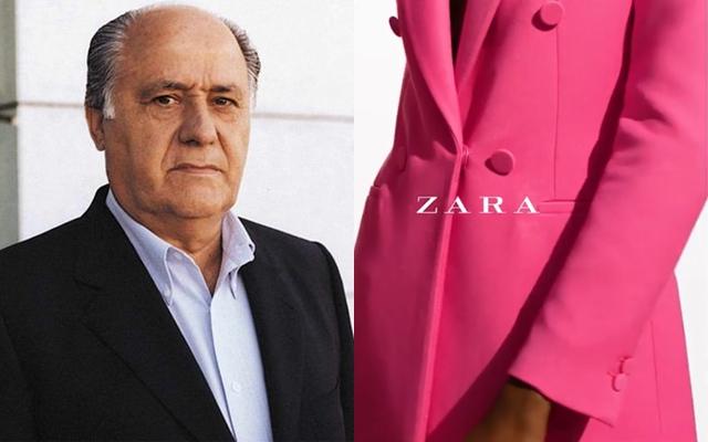 全球時尚霸主換人做!取代Zara創辦人成為「時裝界首富」的是…