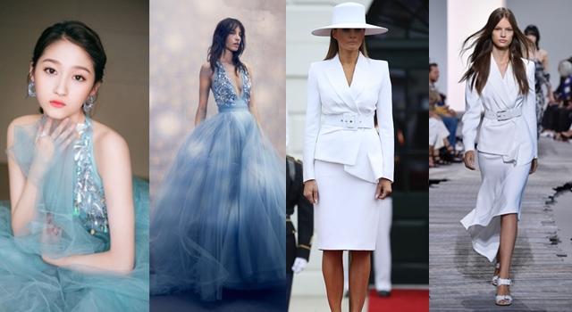 【時尚前後台Top 5】美法第一夫人同框搶鏡,梅蘭妮亞靠「大白帽」勝出!