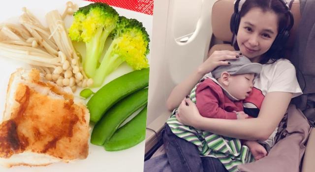 「徐若瑄午餐」登減肥熱搜!營養師:「相同比例吃法」不挨餓也能瘦!