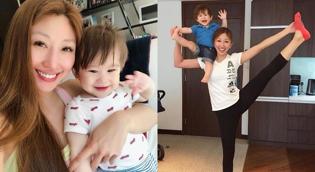 產後1個月瘦回49公斤!美女健身教練:產後正常運動的時間點是...