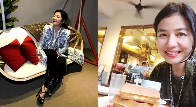 最美的「東方瑪麗蓮夢露」!58歲鍾楚紅最新代言現身,好膚質堪比少女!