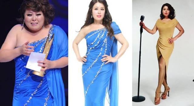 大嬸瘦成女神太勵志!44歲韓女星「狂量體重、吃特定菜單」3個月急甩30kg!