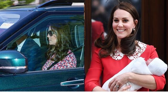 凱特王妃現身!與威廉王子抵溫莎準備參加皇室婚禮彩排