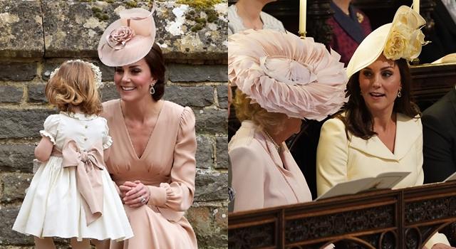 不甩梅根婚禮穿舊衣?凱特王妃的白色洋裝公開穿過4次了!