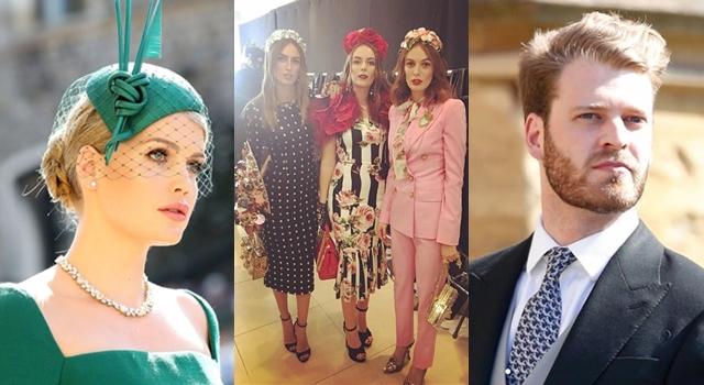 英皇室專出帥哥美女?除了黛妃姪女,高顏值貴族還有「他們」…