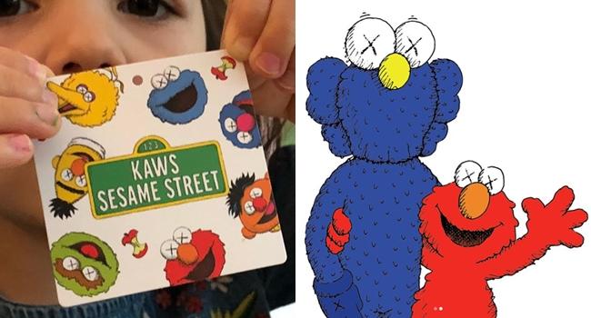 KAWS x UNIQLO UT x Sesame Street芝麻街聯名系列全公開!6月底登場!