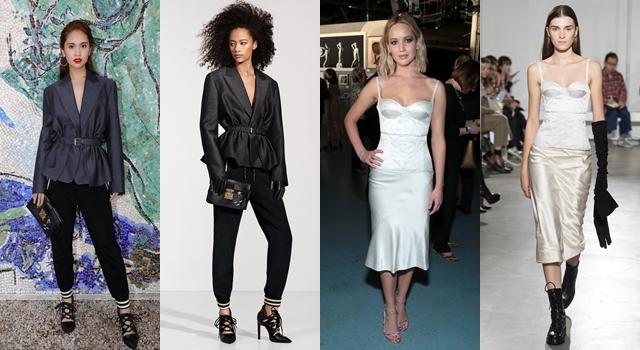 【時尚前後台Top 5】女神卡卡尺度無極限?穿誇張「白菜裝」上街沒在怕!
