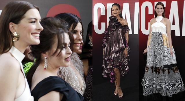 《瞞天過海》電影首映會變時裝秀?凱特布蘭琪「真空」上陣狠尬眾女星!