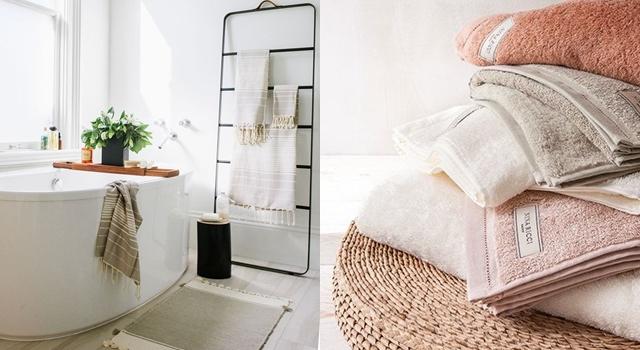 毛巾越洗越硬、放浴室就發霉變臭?日本毛巾品評師:洗毛巾一定要多「這個動作」!