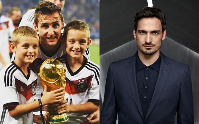 比韓團還帥!FIFA德國世足隊穿「西裝+小白鞋」秒變超級男模!
