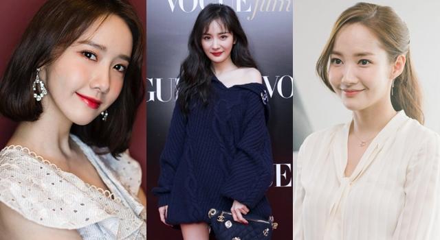 潤娥、楊冪、朴敏英撞成一團!中韓女星搶穿「這件白T」最醜的是她!