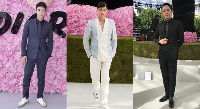 Dior大秀「丹麥王子」打頭陣!華裔血統+逆天顏值狠尬丁海寅、黃景瑜!