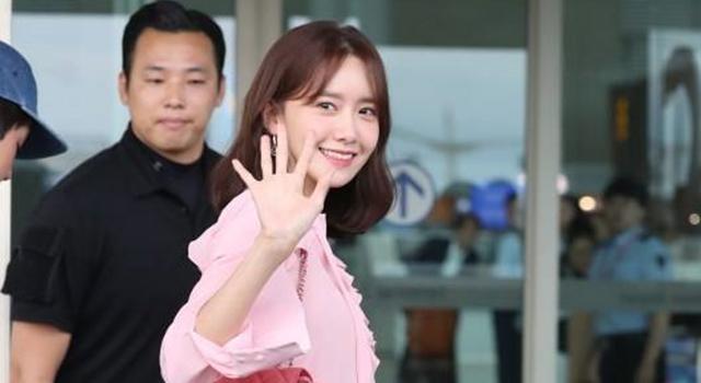 潤娥大玩「粉色時尚」少女心大噴發!不過雙下巴卻意外出來見客…