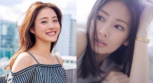 日本女生理想臉蛋Top10票選結果出爐!擊敗北川景子榮登第一是「她」!