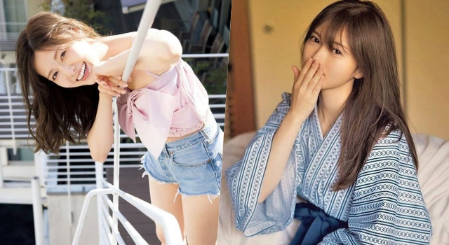 「被神選中的少女」白石麻衣曬白肌、辣腿!懶人保養讓日本女生都想變成她!