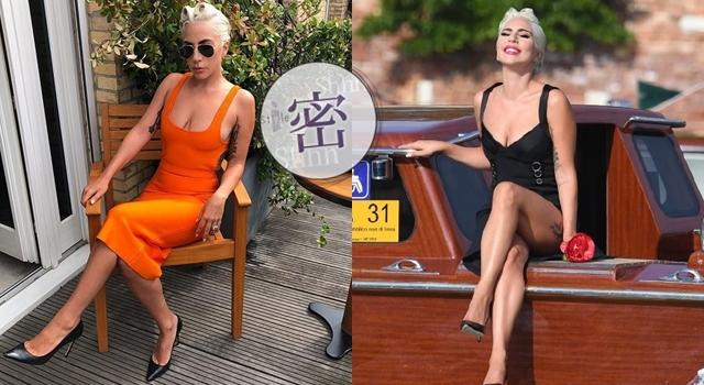 Lady Gaga好大的面子!全球首拎CÉLINE曠世新作,閃避撞包尷尬!