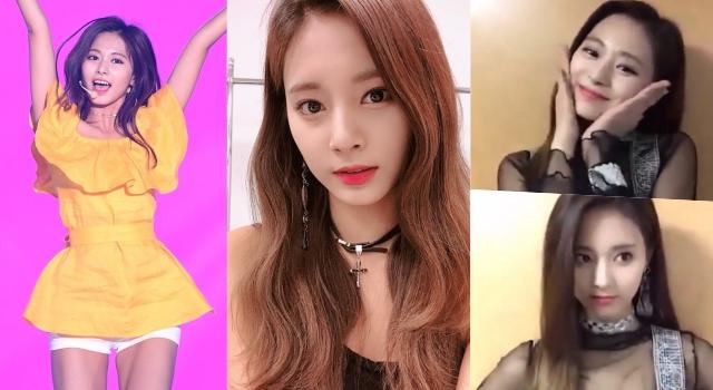 Twice周子瑜「臉部變形」6連拍網瘋傳!粉絲:最美臉蛋就是任性!