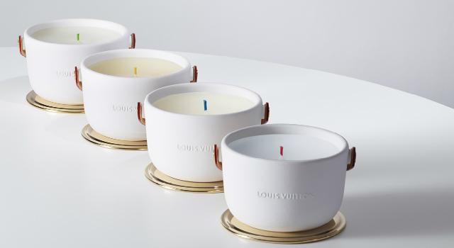 LV首度推出香氛蠟燭!經典皮革提把、4款旅行氣味...光聞就彷彿看到美景!