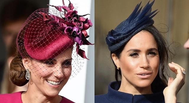 英國公主出嫁!凱特VS.梅根「婚禮時尚」正面交鋒,略勝一籌的是…