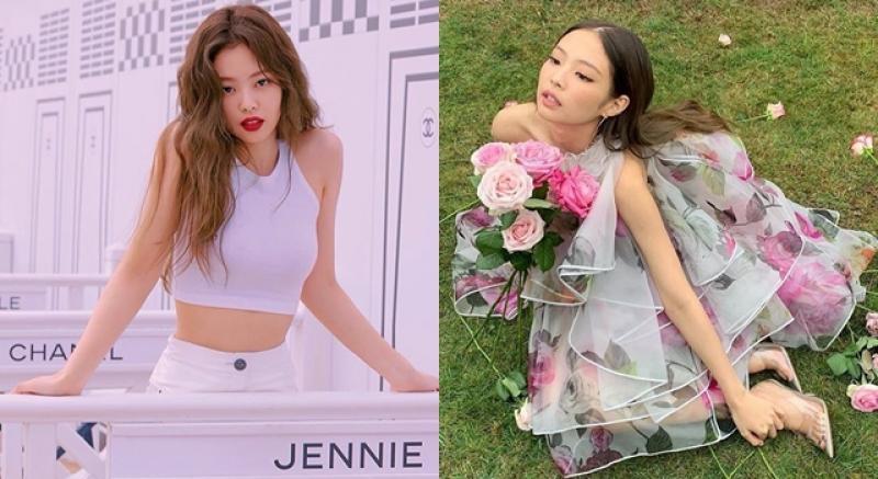 BLACKPINK Jennie「改装」无极限!改造凯特王妃爱牌,大秀名品身材! ...