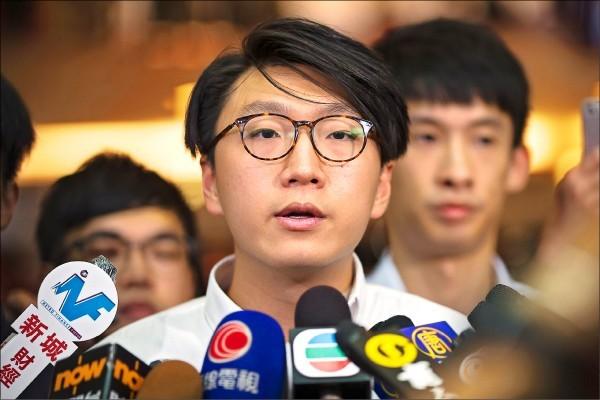 指向香港的刀鋒也指向台灣