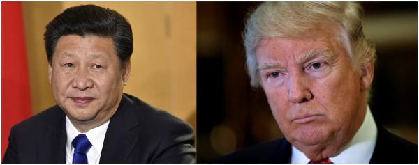美國鷹與中國龍的惡鬥